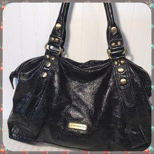 Large Steve Madden Shoulder Hobo Black Bag